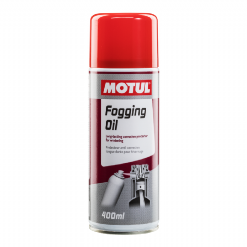 Motul Fogging Oil 400ml Wintering Seasonal Engines